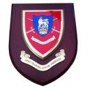 Army Training Regiment Pirbright Military Wall Plaque
